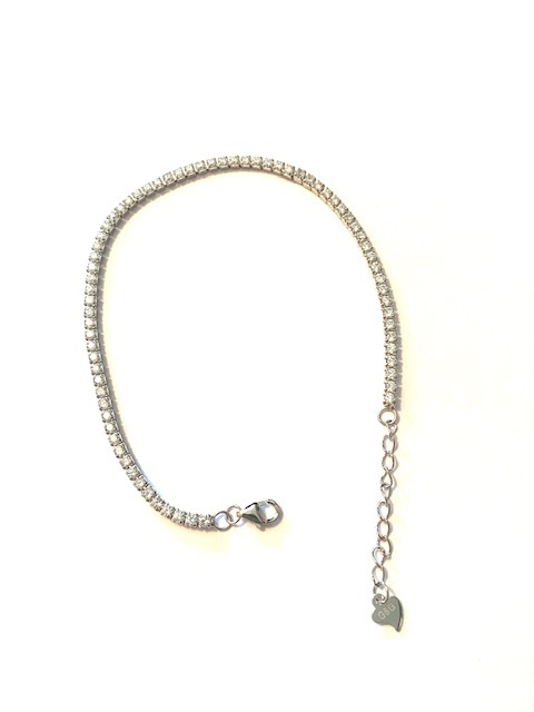 ENDLESS Armband, BR3003,  925 Sterling Silber,